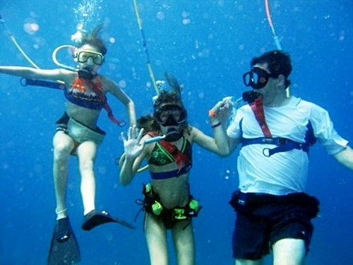 Cozumel tropical fish Excursion Cost