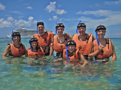 Cozumel unlimited snorkeling Cruise Excursion Booking
