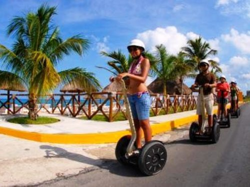 cozumel segway and snorkel excursions