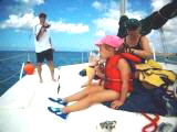 cozumel catamaran and snorkel tours