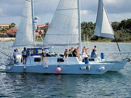 Fe Catamaran Tours in Cozumel
