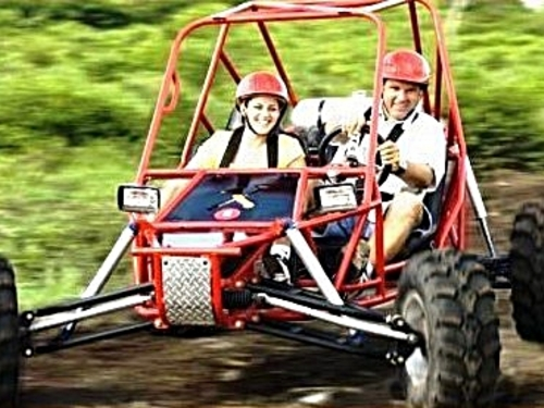 jungle xrail buggy tour in cozumel mexico