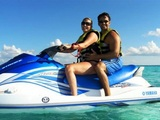 Jet Ski at Mr. Sanchos Beach Club