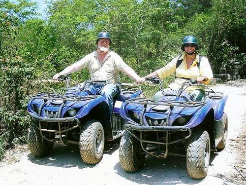 Cozumel Mexico ATV Trip Reservations