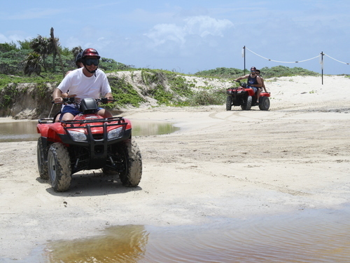 Cozumel all terrain vehicle Shore Excursion Cost