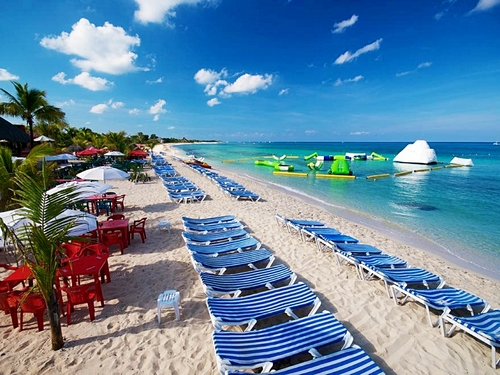 Picture of Mr Sanchos Beach Club in Cozumel, Mexico
