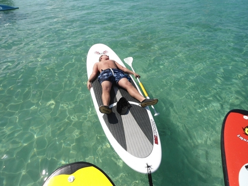 Cozumel paddle board excursions cruise