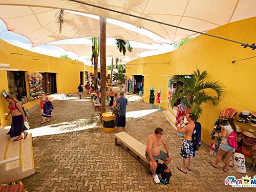 Playa Mia Day Beach Club All Inclusive Break