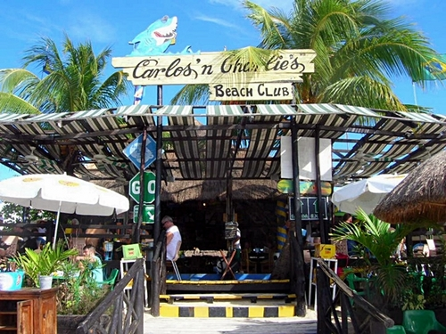 Port of Cozumel Carlos Charlie Beach Cruise Excursion Tickets