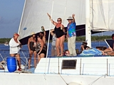 Private Catamaran Sailing and Snorkeling Charter