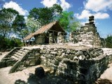 Private San Gervasio Mayan Ruins and Beach Club Excursion