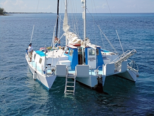 Sail and Snorkel Excursion Cozumel