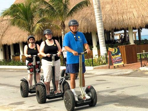 cozumel segways and snorkeling tours