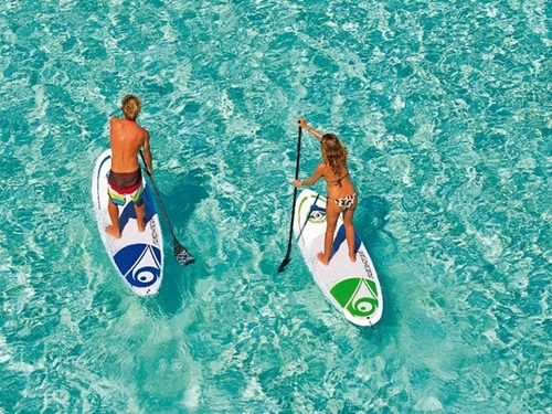 SUP excursions in Cozumel