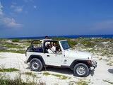 Ultimate Jeep, Punta Sur, Snorkel and Beach Excursion with Lunch