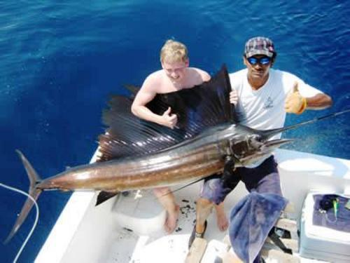 Cozumel fishing equipment  Cruise Excursion Reservations