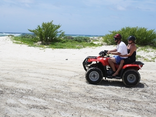 Cozumel atv Cruise Excursion Reservations